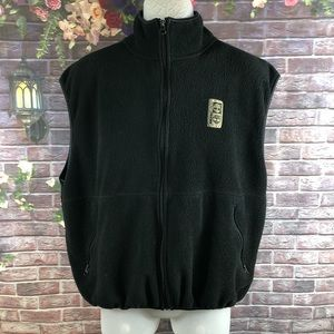 Timberland Men's Faux Fur Vests Jacket Size L